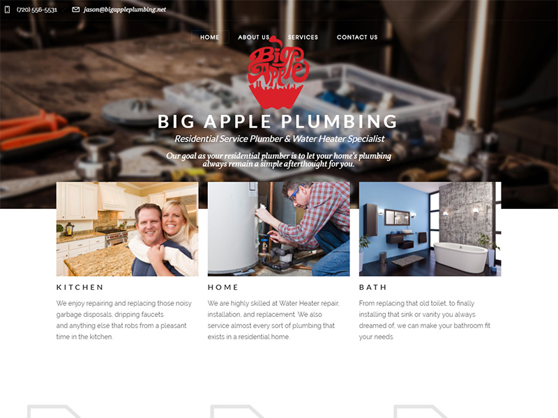 Big Apple Plumbing